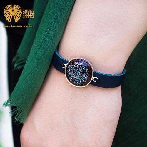 دستبند زنانه طرح تاران
