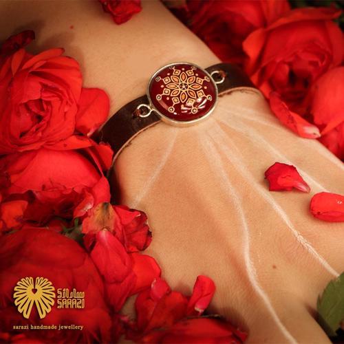 دستبند زنانه طرح ستی