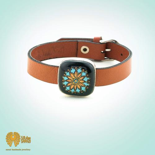 دستبند زنانه طرح پاییز