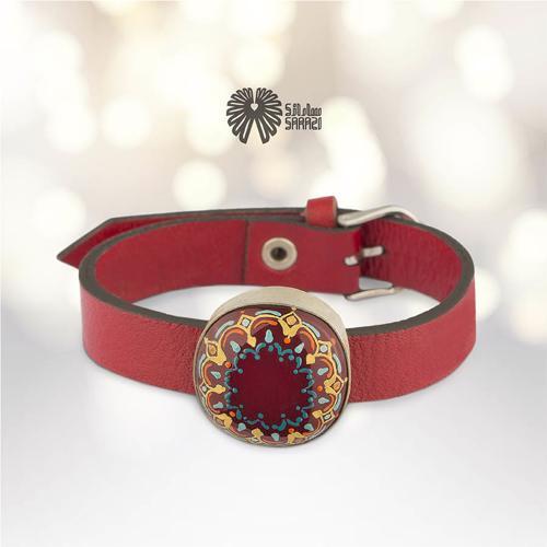 دستبند زنانه طرح یلدا