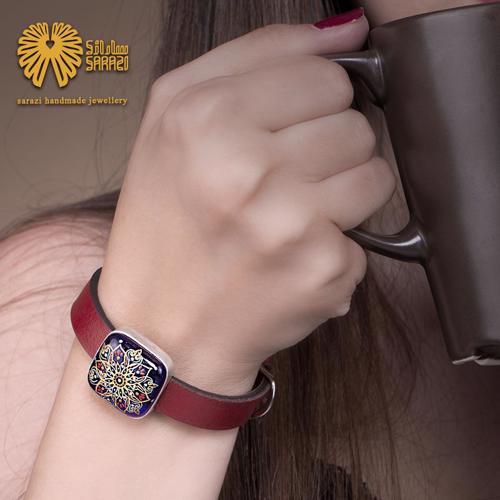 دستبند زنانه طرح سیمین دخت
