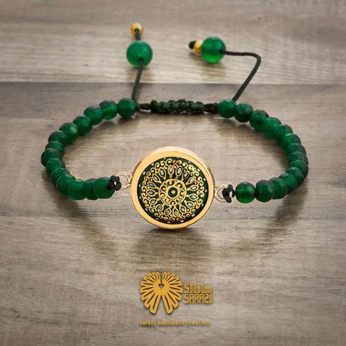 دستبند زنانه طرح سما