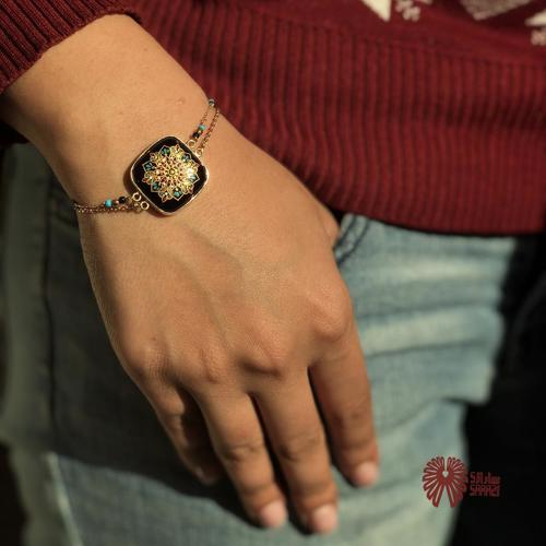 دستبند ویژه سارازی طرح سیمین دخت
